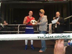Southern Counties 69kg Champion.